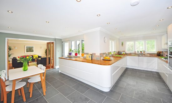 end of tenancy cleaning kitchen