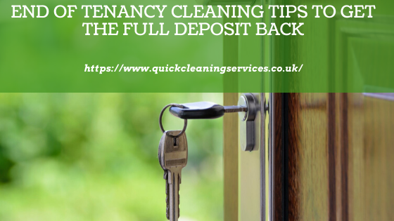 Tips to get full deposit