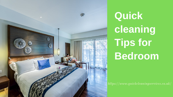 Bed Room Cleaning Tips