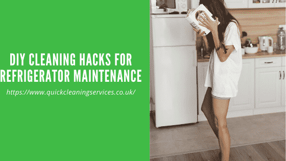 cleaning Hacks for Refrigerator