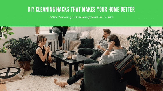 DIY cleaning hack for home