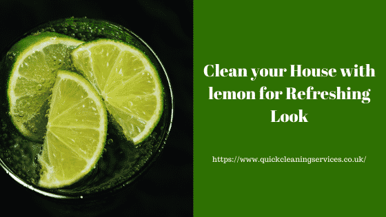Lemon cleaning Hacks
