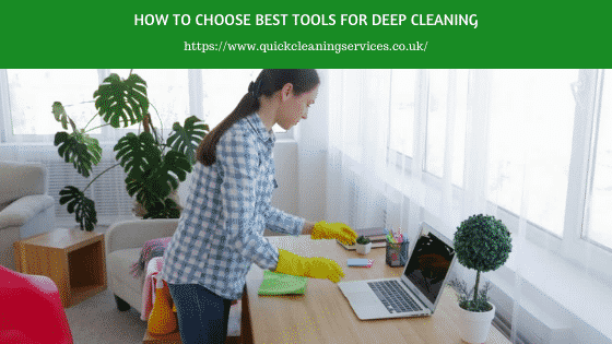 Best tools for quick cleaning