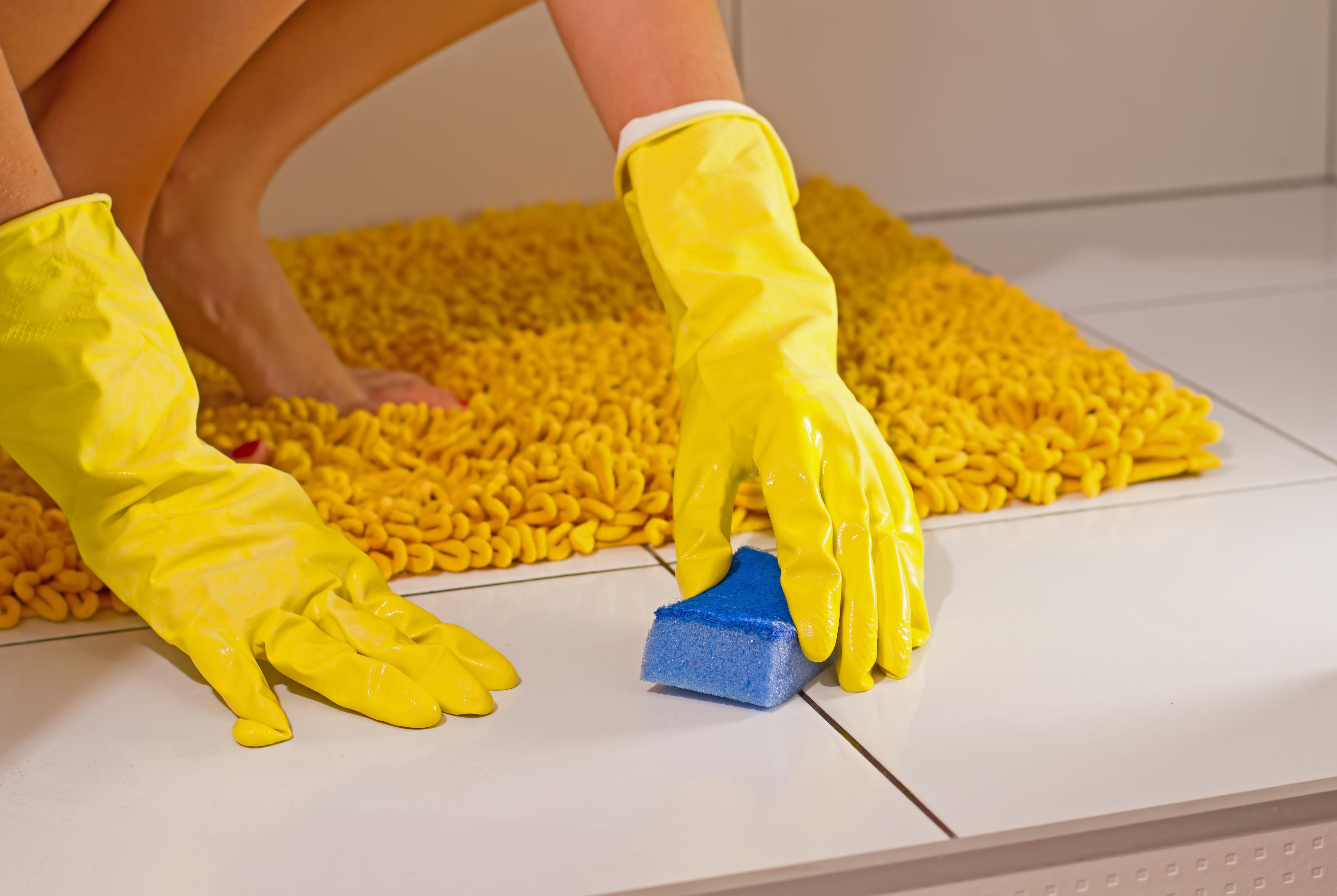 Bathroom cleaning services in Barnet