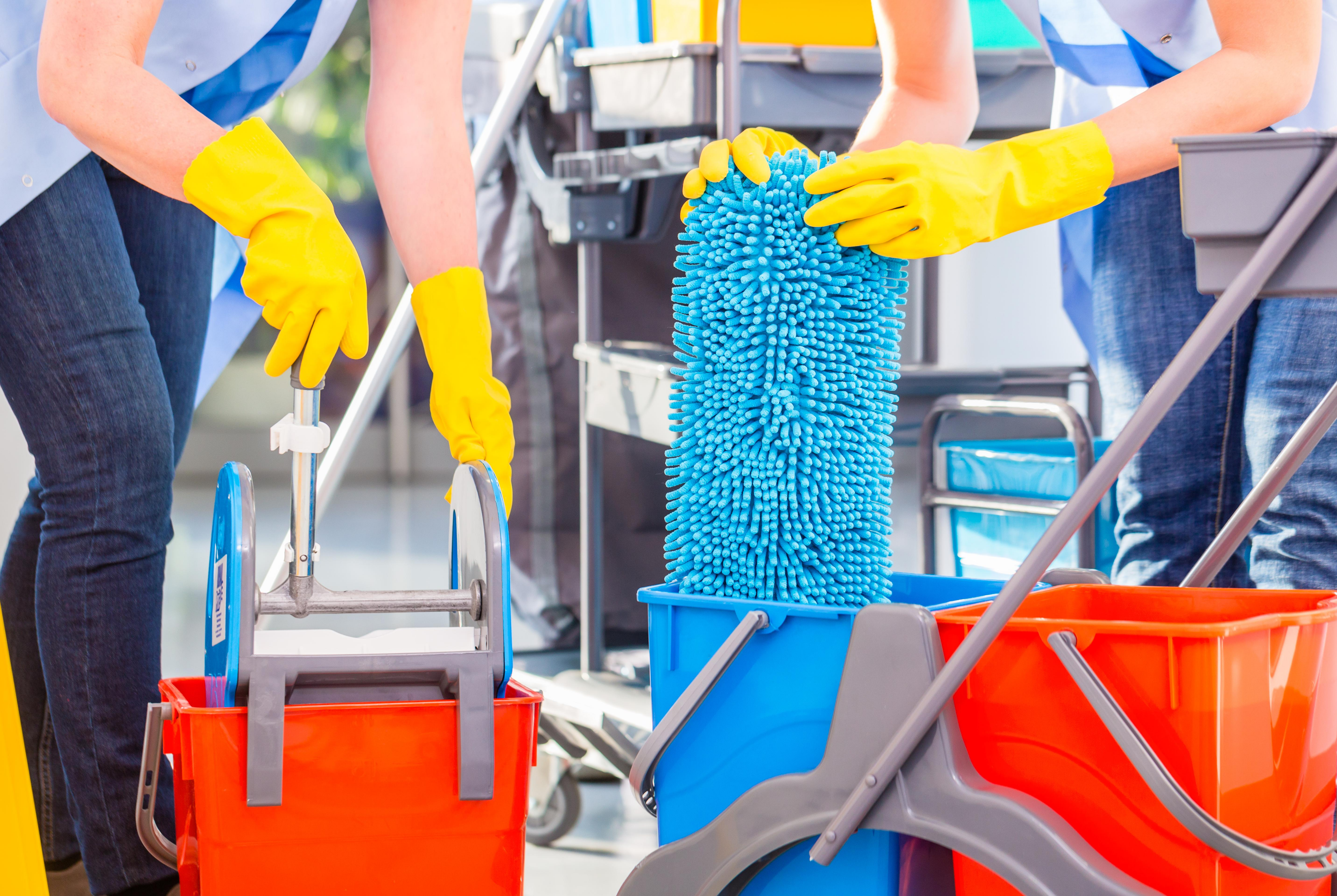 _Commercial Cleaning Services in Enfield
