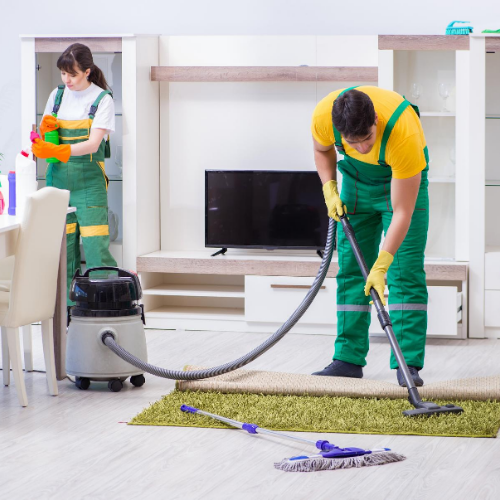 House Cleaning Services in Camden