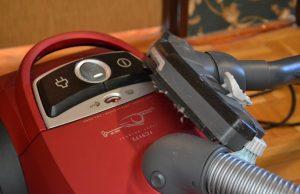 Industrial Vacuuming