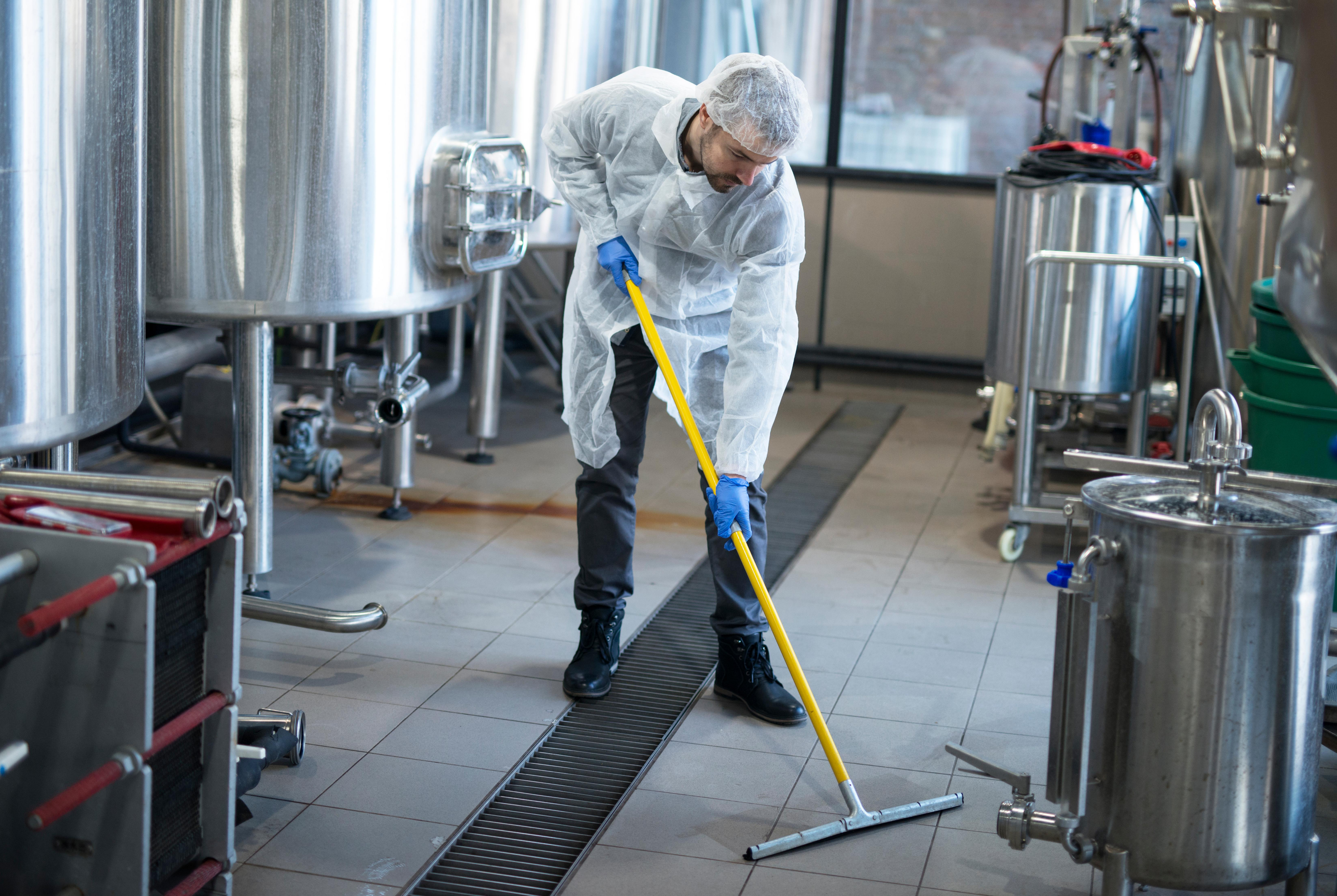 _Industry Cleaning Services in Enfield