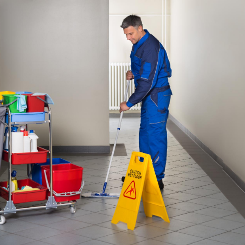 Industry Cleaning Services in NW2