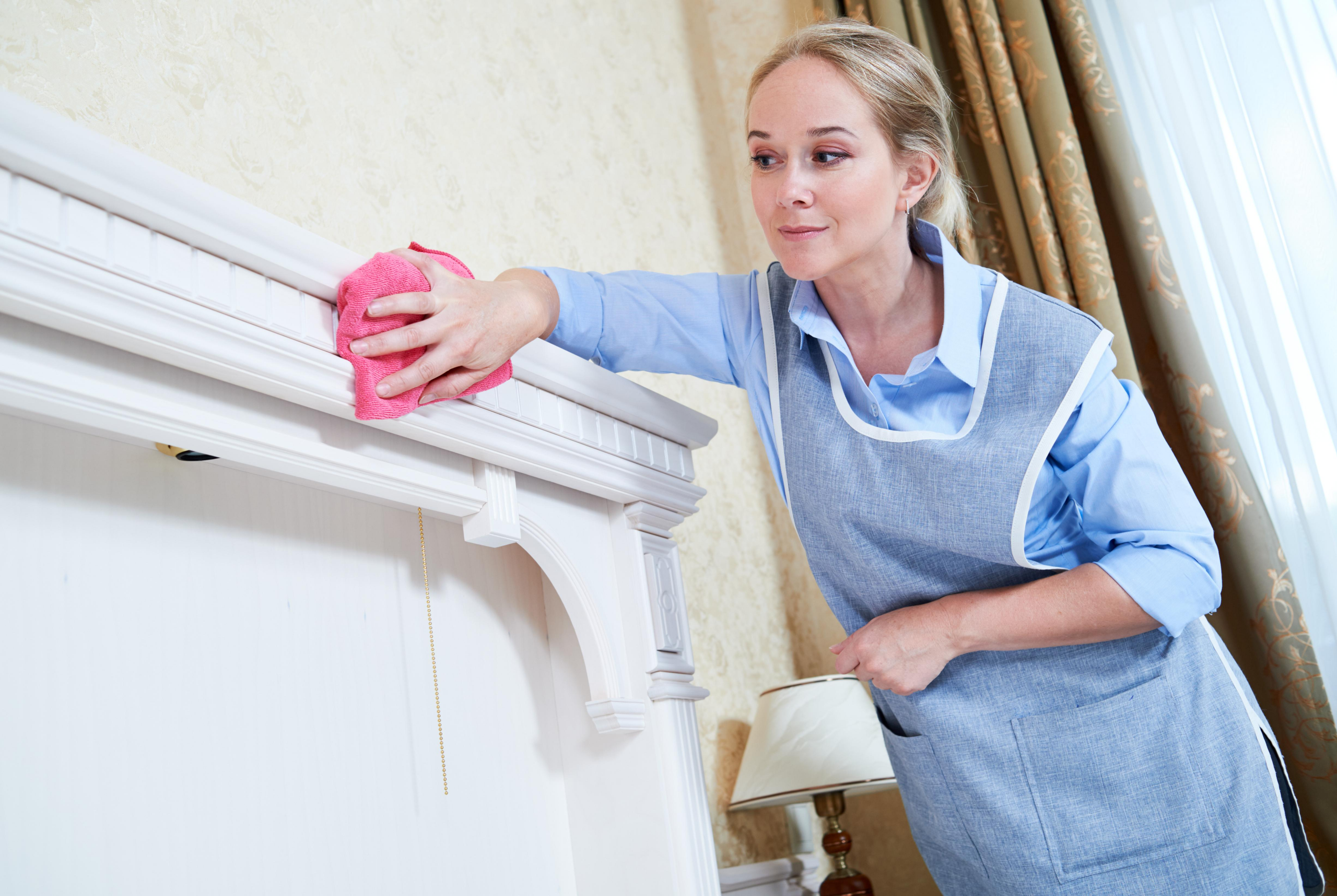 Living room cleaning services in Barnet