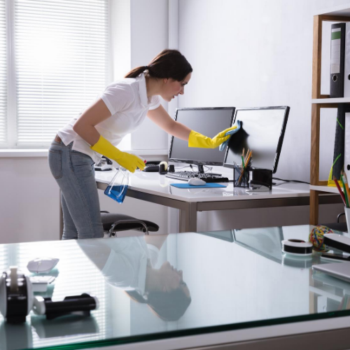 Office Cleaning Services in Finchley