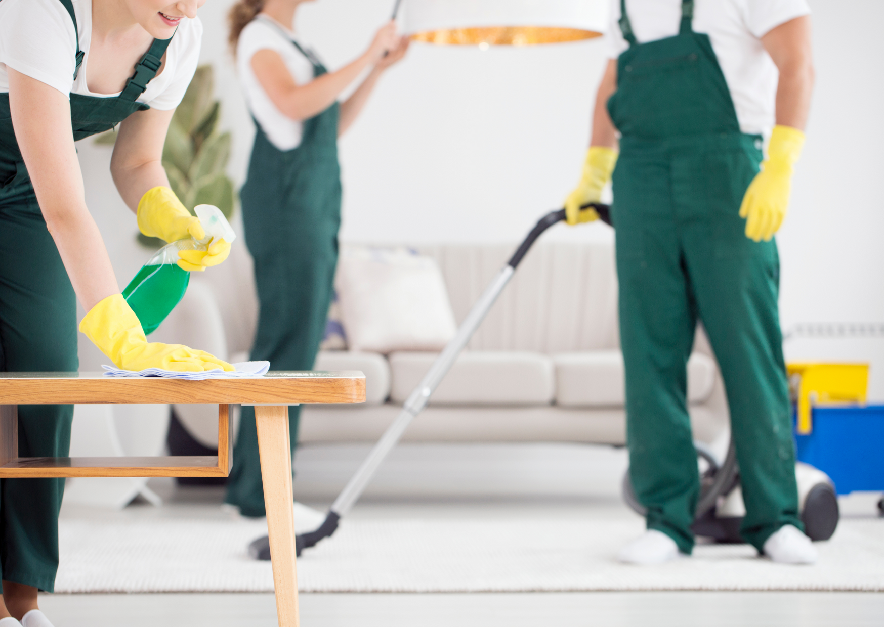 Room cleaning services near me