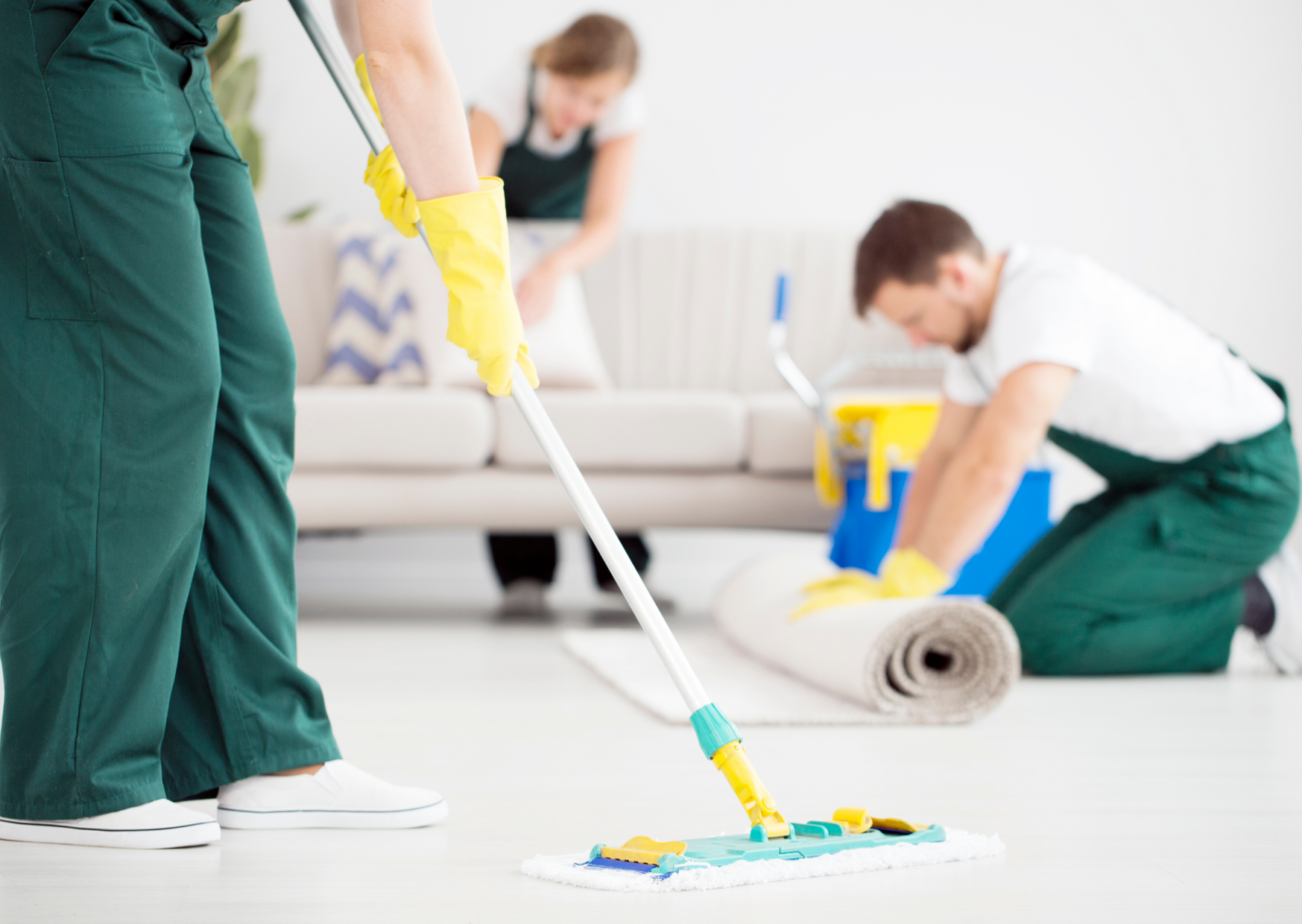 carpet cleaners near me in London