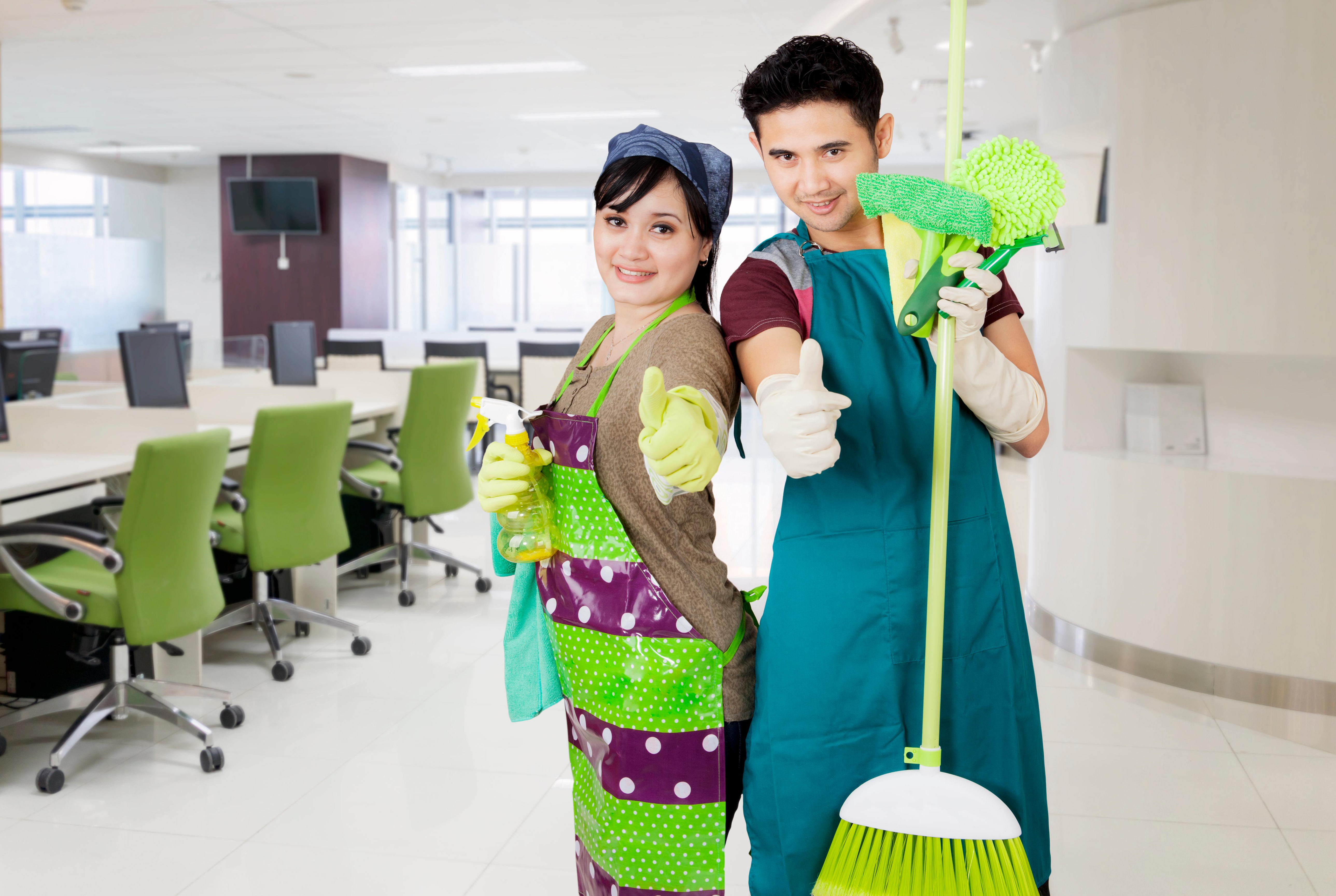 office cleaning services in Barnet