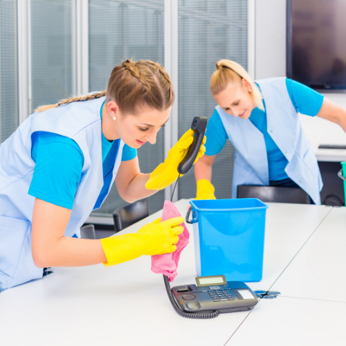 Commercial cleaning Services in Kentish Town NW5