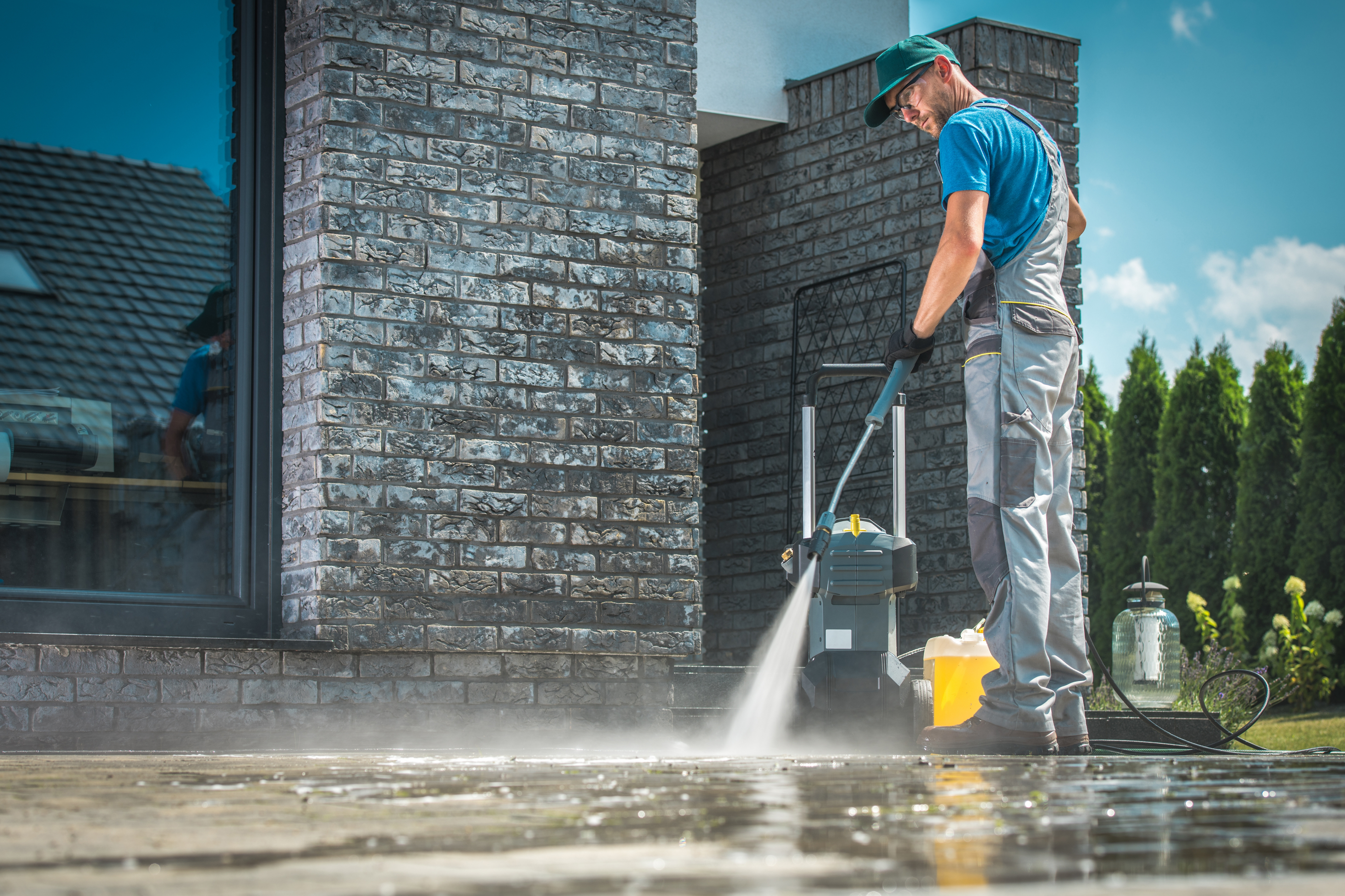 Industry cleaning services NW10