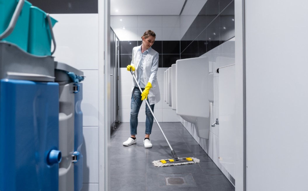 commercial cleaning Highbury
