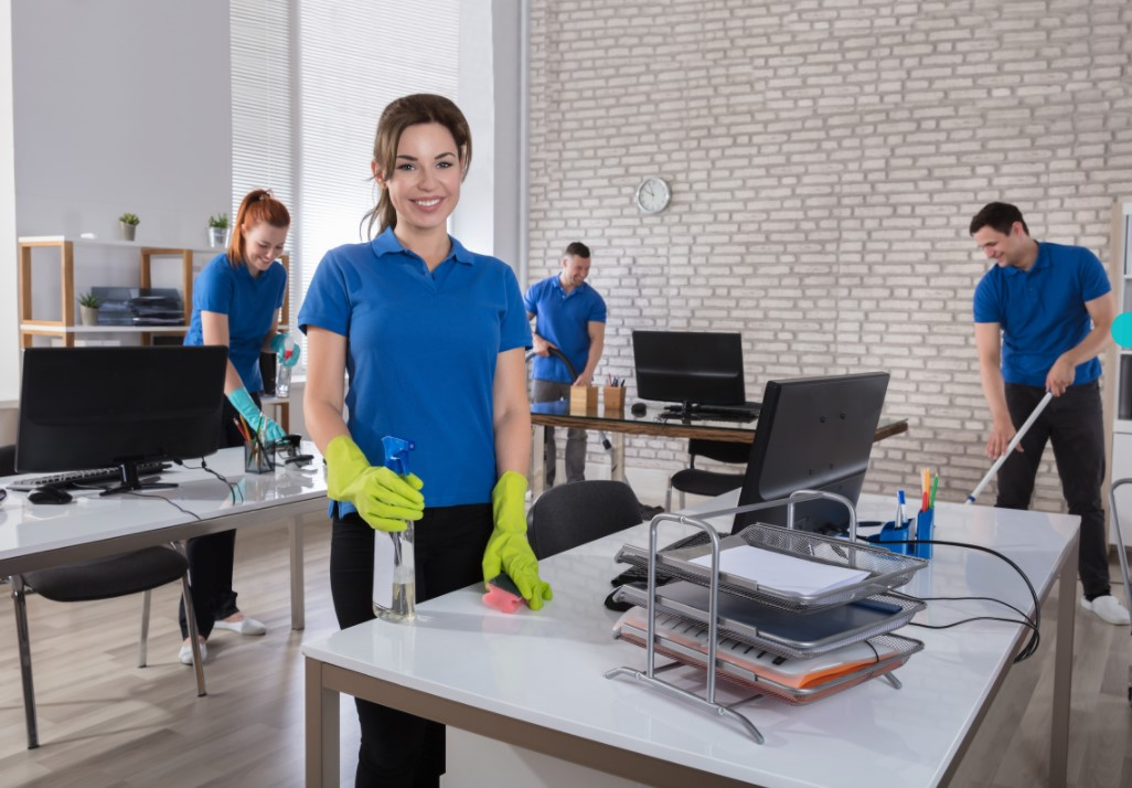 office Cleaners Finsbury Park N4
