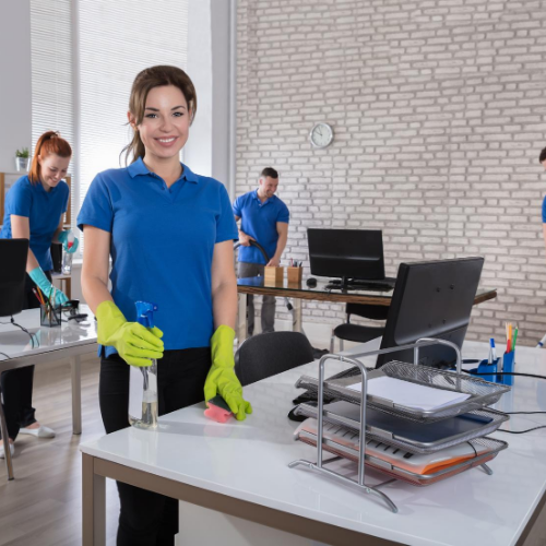 office cleaning Services in NW4