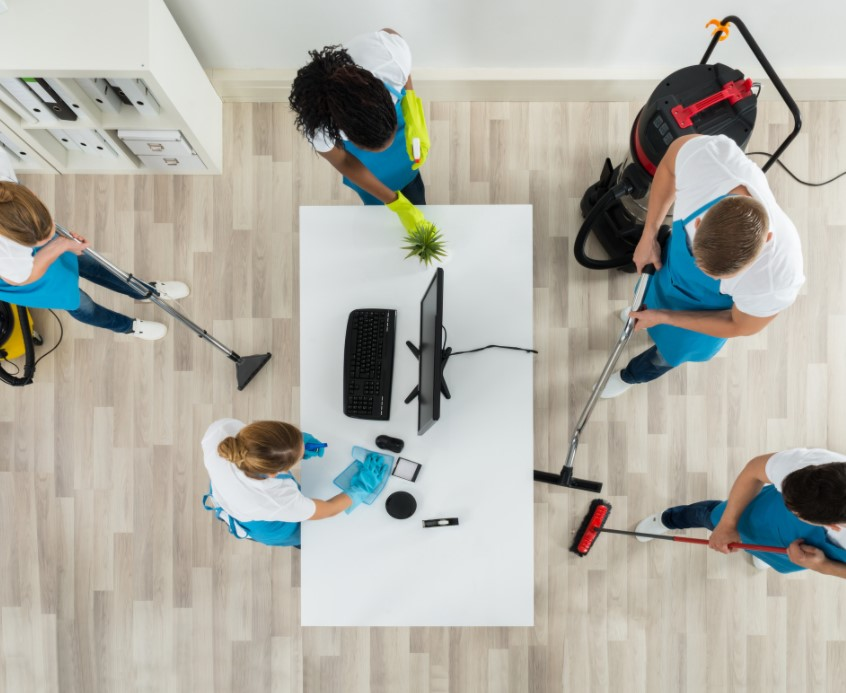 office cleaning services N3