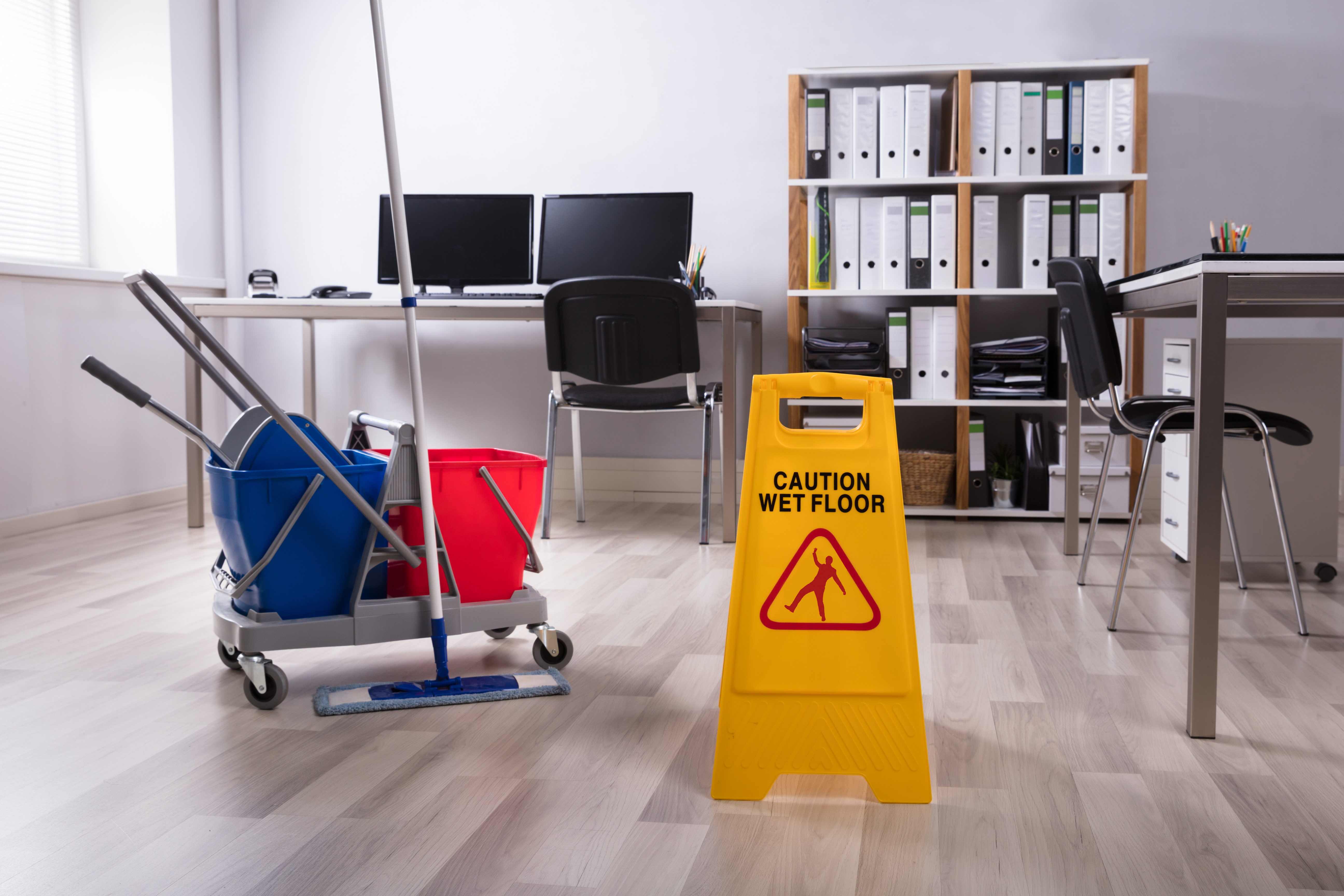 office cleaning services NW10