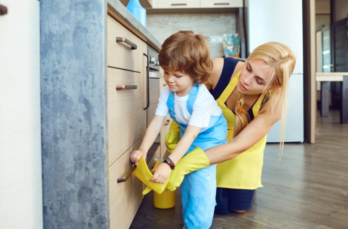 House cleaning in Lower Edmonton