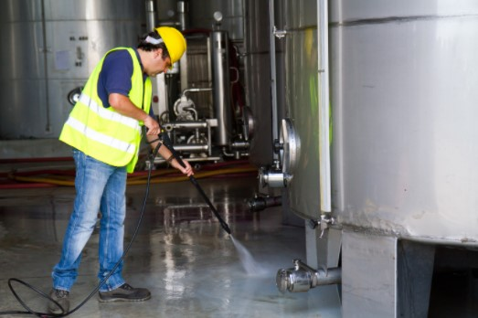 Industry Cleaning Services in Tottenham, N17
