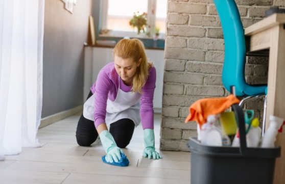 End of tenancy cleaning services in Brompton, SW3