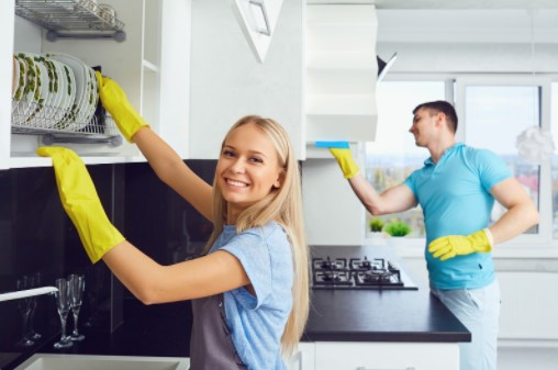 cleaning services in Brompton, SW3