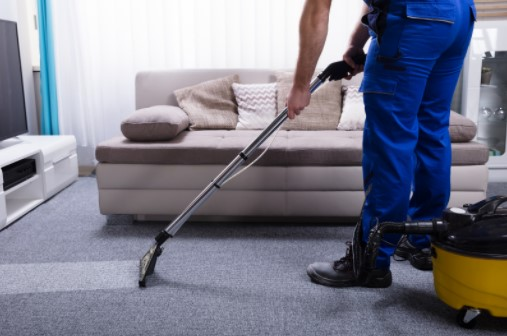 Carpet cleaning services, SW9