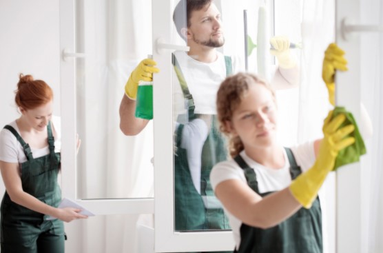Industry Cleaning Services Barnes, Castelnau SW13