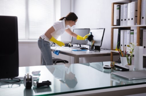 office cleaning services, SW9