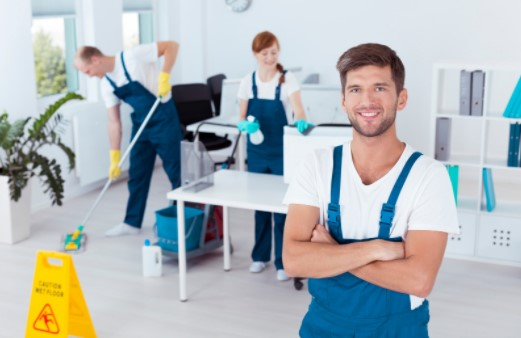 Industry cleaning Services Wimbledon SW19